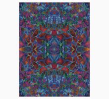 Fractal Floral Abstract Kids Clothes