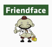 The IT Crowd – Friendface – Catch Up with Old Friends by PonchTheOwl