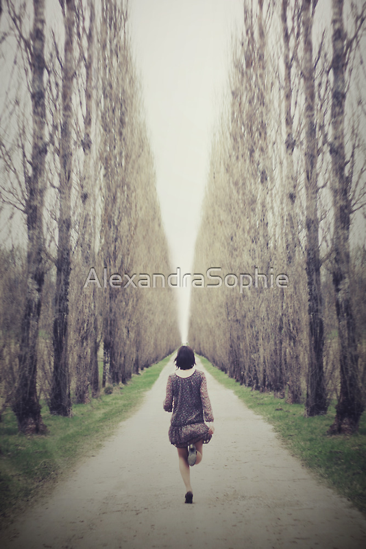 Never far enough by AlexandraSophie
