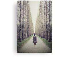 Never far enough Canvas Print