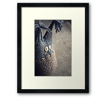 Travelling Bilberry Framed Print