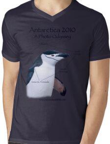 Antarctica 2010: A Photo Odyssey Mens V-Neck T-Shirt