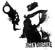 Jigen Daisuke - Lupin IIIrd Photographic Print