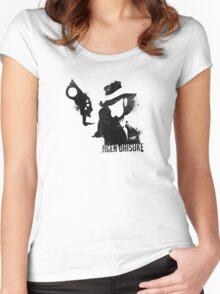 Jigen Daisuke - Lupin IIIrd Women's Fitted Scoop T-Shirt