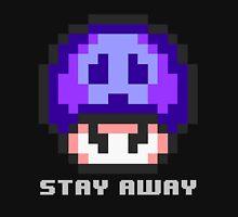 Stay Away - Mario Poison Mushrooms Unisex T-Shirt