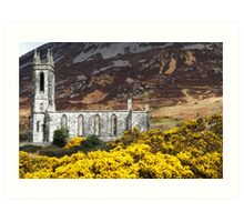 Poisen Valley, Donegal, Ireland Art Print
