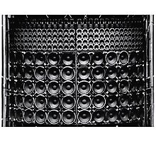 Wall of Sound Photographic Print