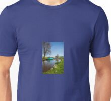Sunny Day's Along the Canal Unisex T-Shirt