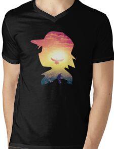 Pika Dream Mens V-Neck T-Shirt