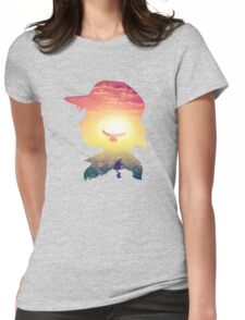 Pika Dream Womens Fitted T-Shirt