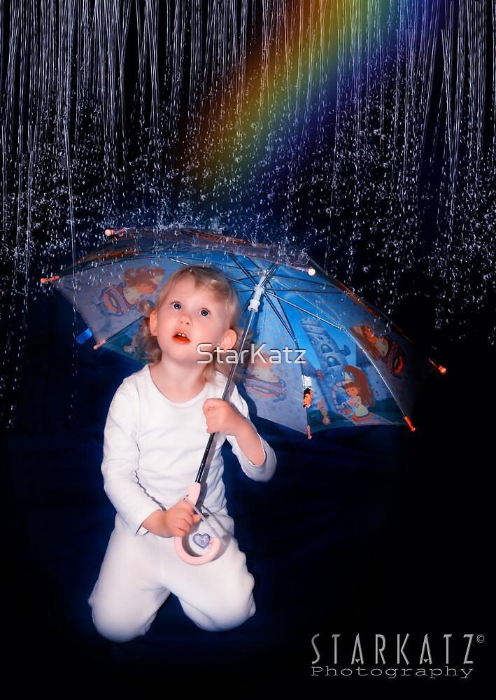 ~SINGING IN THE RAIN~ by StarKatz
