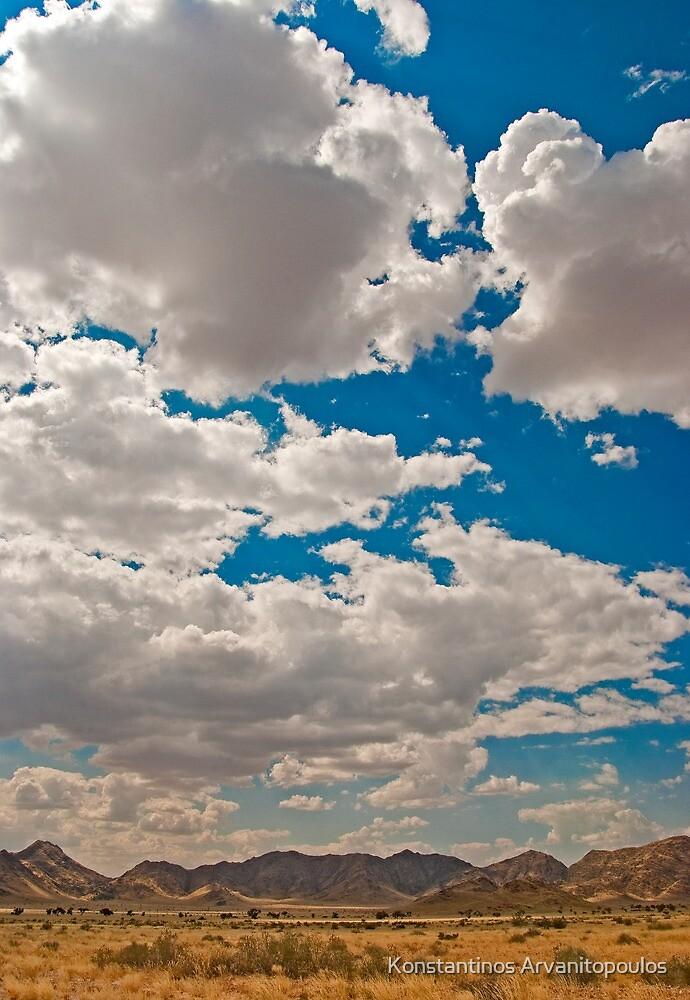 Skyscape by Konstantinos Arvanitopoulos