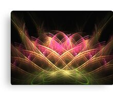 Sacred Lotus Canvas Print