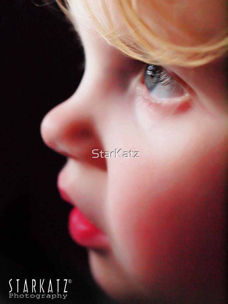 ~A CHILDS FACE~ by StarKatz