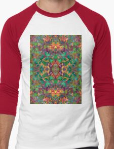 Fractal Floral Abstract T-Shirt
