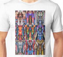 9 Bedlam Dancers Unisex T-Shirt