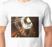 Staircase of the French Cathedral.... Unisex T-Shirt