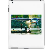 Bird Bath iPad Case/Skin