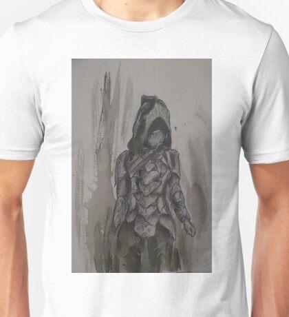 Nightingale Armour Watercolour Unisex T-Shirt