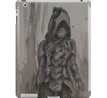 Nightingale Armour Watercolour iPad Case/Skin