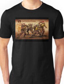 TMNT NINJUTSU Unisex T-Shirt