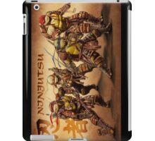TMNT NINJUTSU iPad Case/Skin