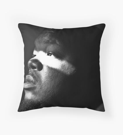 I'm Ready Throw Pillow