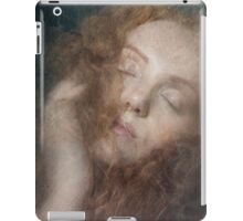 Ivory Flame - Brass Two  iPad Case/Skin