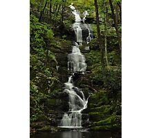 Buttermilk Falls - Tillman Ravine Photographic Print