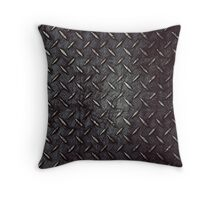 Industrial Zone Throw Pillow