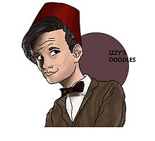 Matt Smith by izzycle