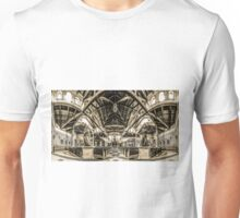St. Clare of Assisi church 3 Unisex T-Shirt