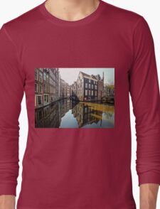 Amsterdam Canal II Long Sleeve T-Shirt