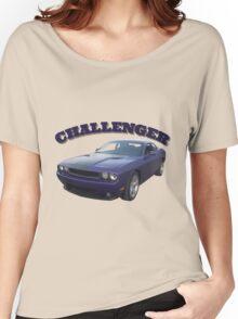 Challenger Women's Relaxed Fit T-Shirt