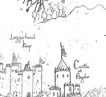 Tiny castles by Ben Cresswell