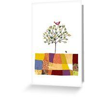 4 Season Series - Spring Greeting Card