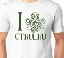 I Squid Cthulhu Unisex T-Shirt