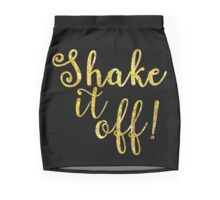 Shake it Off Mini Skirt