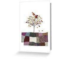 4 Season Series - Autumn Greeting Card