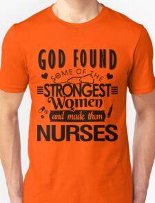 The Strongest Women Unisex T-Shirt