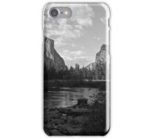 Yosemite Valley View 2 iPhone Case/Skin