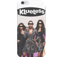 Klueless iPhone Case/Skin
