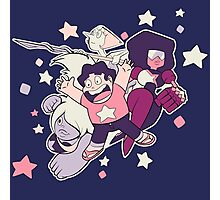 Steven Universe - Gem Warriors! Photographic Print