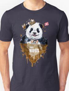 Free Hugs Panda T-Shirt