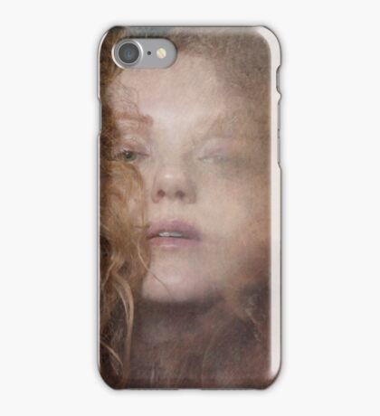 Ivory Flame - Brass Three  iPhone Case/Skin