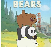 We Bare Bears by SirOrin