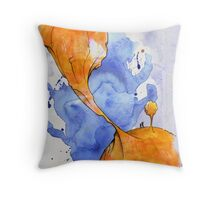 Glósóli 02 Throw Pillow
