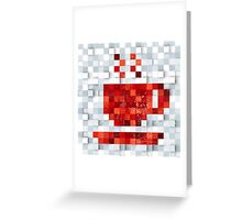 Pixel Brew Greeting Card