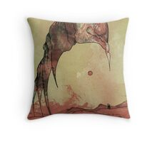 Hyperborea03 Throw Pillow