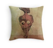 Hyperborea05 Throw Pillow
